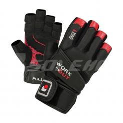 ULTIMATE GRIP LEATHER GLOVES