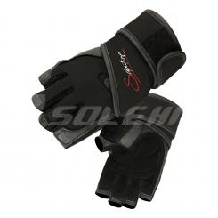 SIGNATURE WRIST WRAP GLOVES